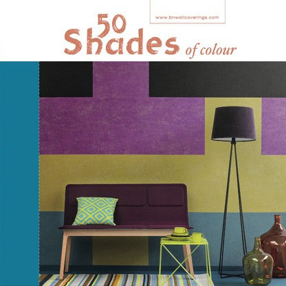 50 Shade of Colors